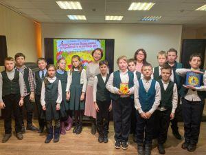 Ученики Православной гимназии встретились с рязанской писательницей