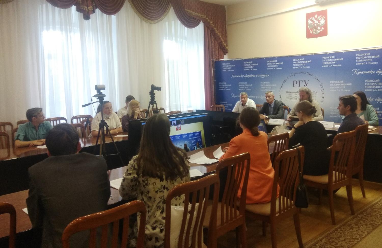 На круглом столе в Рязани обсудили труды  преподобного Германа Аляскинского