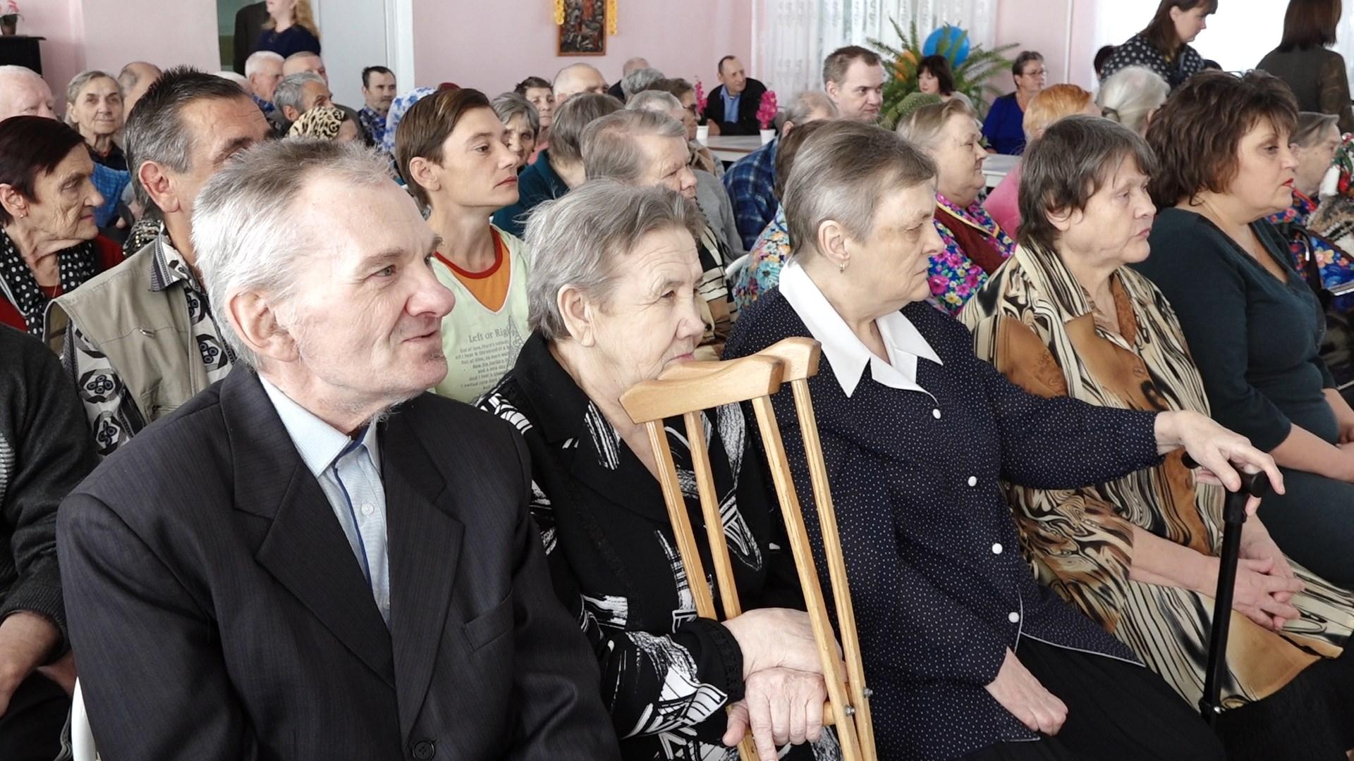 Реабилитация инвалидов в пансионатах