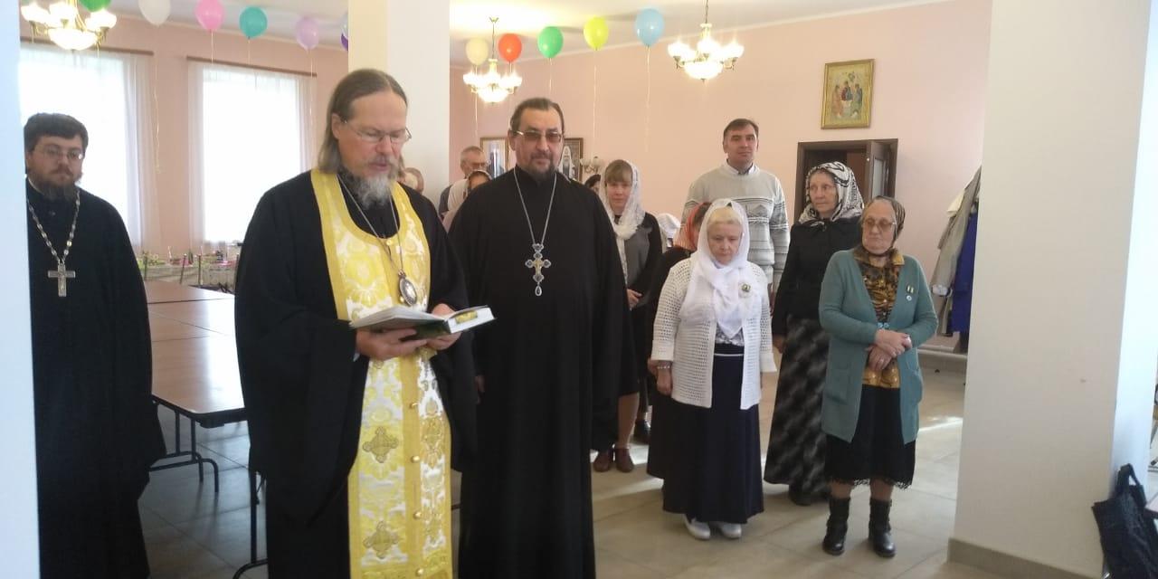 Митрополит Марк благословил учащих и учащихся воскресной школы в Рязанском кремле на начало учебного года