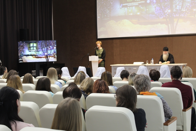 Вопросы народосбережения обсудили в Рязани на конференции «Ради жизни на земле»