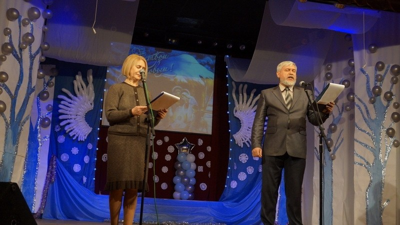 III Рождественский фестиваль в Старожилово