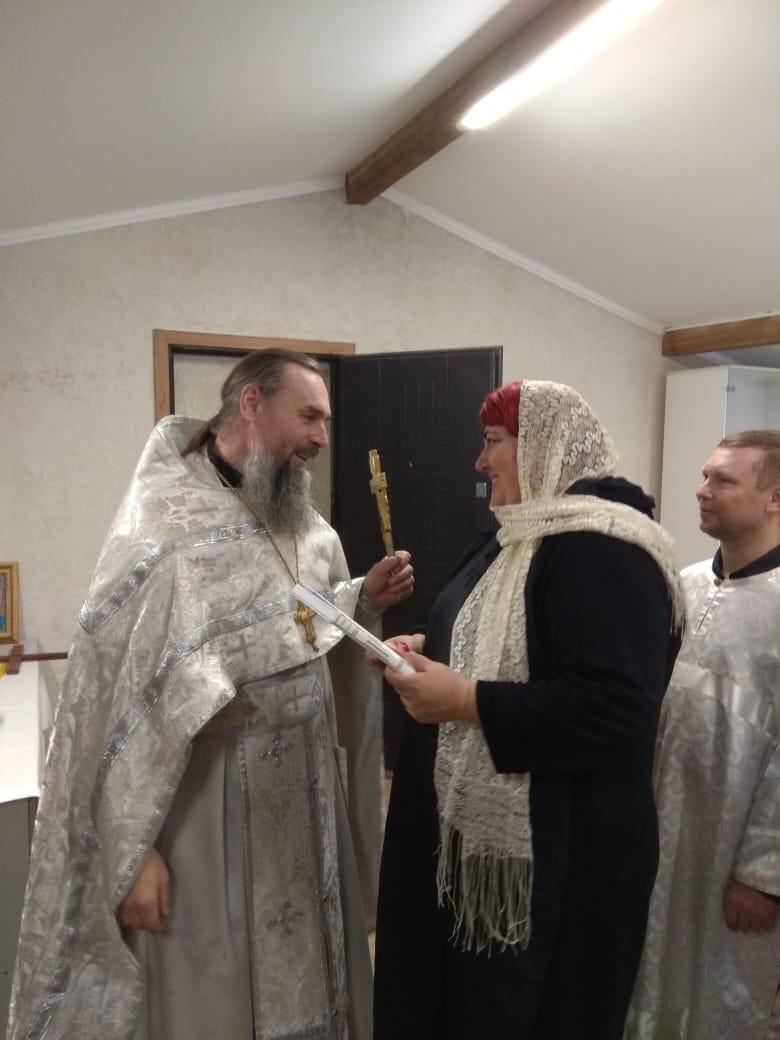 Воскресная школа храма Рождества Богородицы в поселке Дягилево открыла новый этап своей истории