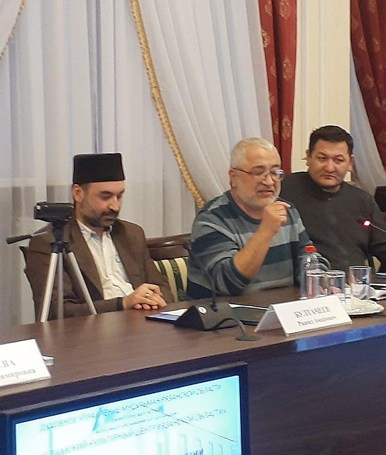 Представитель Рязанской епархии принял участие в обсуждении темы тенденций международной миграции