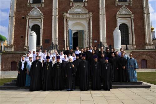 Рязанская семинария приглашает на обучение в новом учебном году