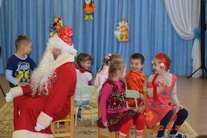 В Александровском детском саду прошел праздник масленицы