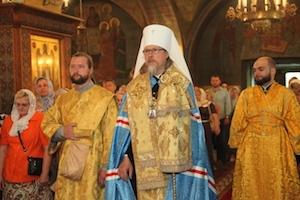 «Αγαπάς» или «Φιλεῖς»?.. Слово митрополита Марка в день памяти апостолов Петра и Павла