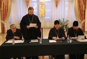 Состоялось первое в 2017 году заседание Совета Рязанского православного исторического общества