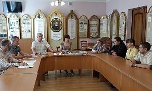 В Рязани прошел круглый стол по Пронским новомученикам