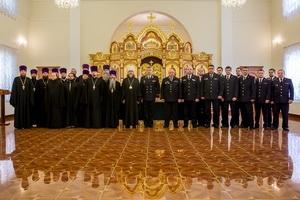Рязанская Епархия Русской Православной Церкви и Управление МВД России по Рязанской области подписали соглашение о сотрудничестве.