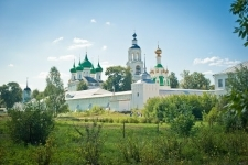 Посещение монастырей Ярославля