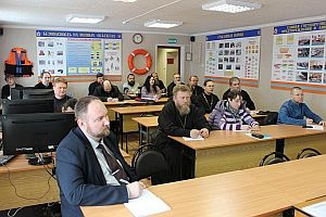 Представители благочиний Рязанской епархии осваивают навыки помощи в чрезвычайных ситуациях