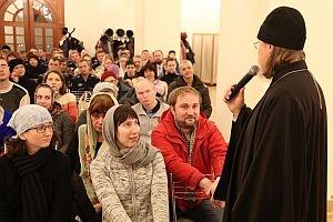 Символ веры (продолжение). Семинар с митрополитом Марком в рамках духовно-просветительского лектория