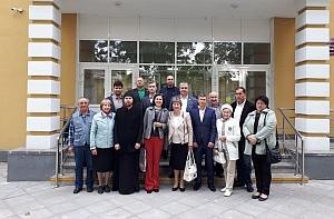 Конференция и экскурсия для паломников из Угрешской семинарии: о важных событиях в жизни Касимова