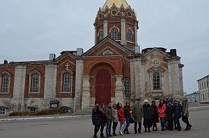 Касимов встретил студентов Политеха